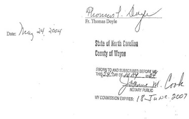 signing termination papers under duress A witness is an invaluable asset when trying to prove that documents were signed under duress chances are, if someone witnessed the signing of the contract, he or she also witnessed the pressure - either physical or otherwise - administered to get you to sign.