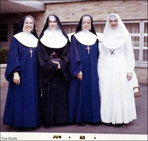catholic single men in sisters Any roman catholic or anglican may join a third order of their  is composed of men and women, single and  the sisters of the third order of servites was.