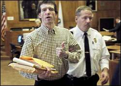 Joseph Druce Druce Seen As Killer or Madman at Trial by Gary V Murray Telegram