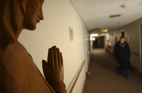 Priests, Nuns in Minority at Catholic Schools, Laity Taking School