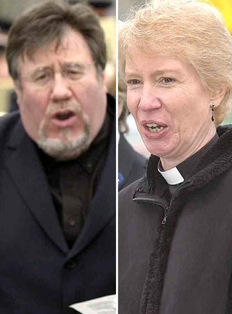 Dear Parishioners, Please Pray for Your Vicar     Hes Run