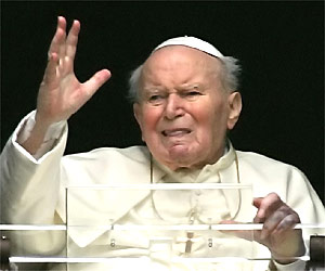 new book on john paul ii why hes a saint is a pack of lies