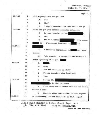 City sex transcript