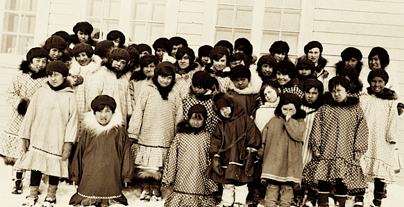 the indian residential school system The canadian indian residential school system's century-long policy of forced assimilation of aboriginal peoples has left a the aboriginal healing movement had begun to address the conditions of communities even before the closing of the last government-run indian residential school in 1996.