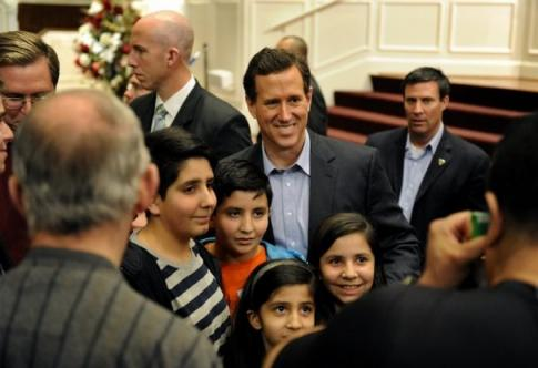 Rick Santorum and the Politicization of Religion, by Steve