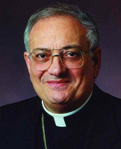 Bishop Nicholas DiMarzio of Brooklyn.
