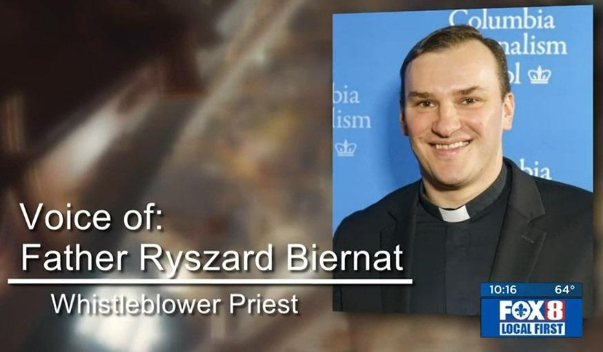 Fr. Ryszard Biernat, whistleblower priest of the Diocese of Buffalo