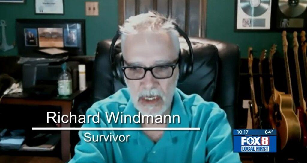Survivor Richard Windmann
