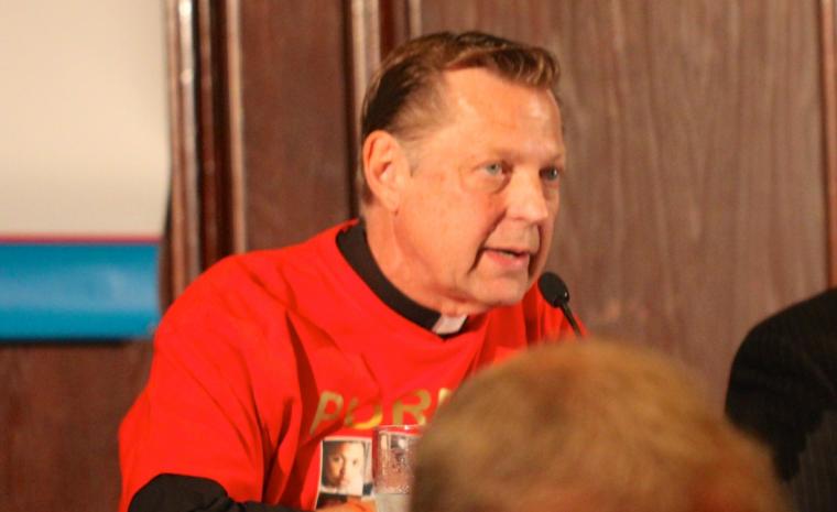 Father Michael Pfleger / Photo: Daniel X. O'Neil CC BY 2.0