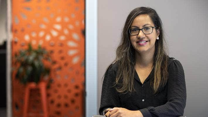 Mobeena Hills, a lawyer for Shine Lawyers in Christchurch, says time limitations for bringing compensation claims after suffering abuse should be abolished. Joseph Johnson / Stuff
