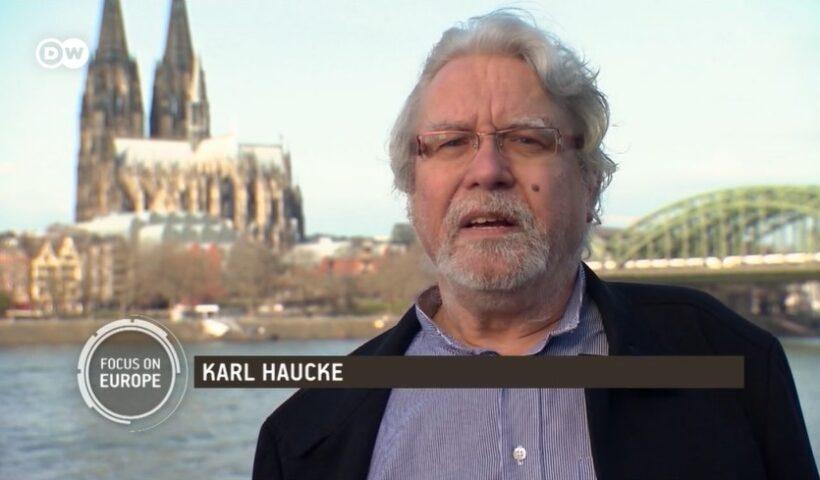 Survivor Karl Haucke