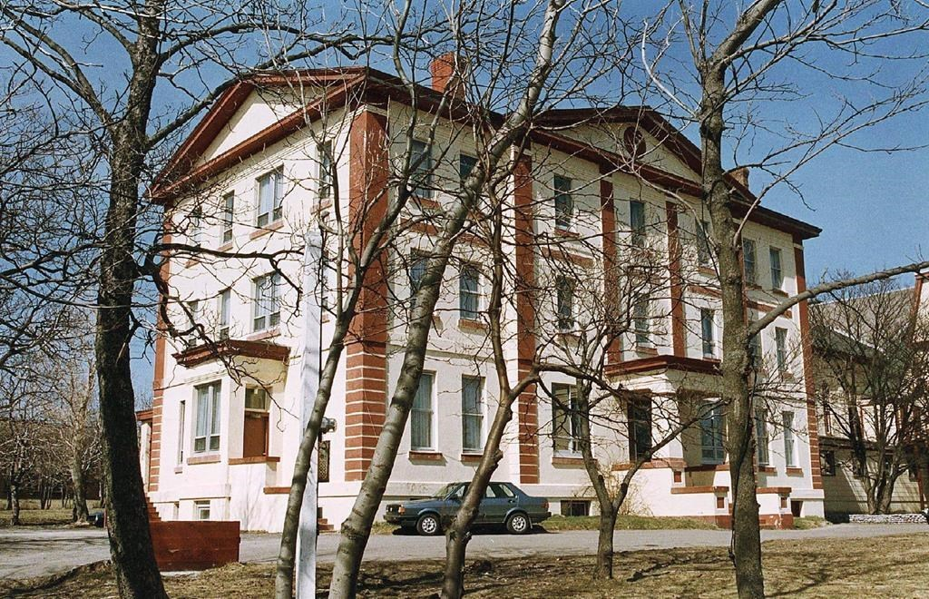 The Mount Cashel orphanage is shown in a 1989 file photo. Newfoundland and Labrador's highest court says the Roman Catholic Episcopal Corporation of St. John's is financially liable for sexual abuse at the notorious Mount Cashel orphanage in the 1950s.THE Canadian Press / Andrew Vaughan.