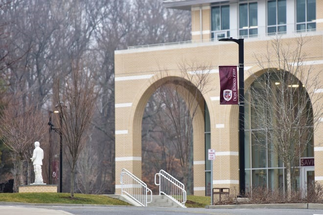 Don Bosco Prep in Ramsey, N.J. on Thursday March 18, 2021.  Tariq Zehawi / NorthJersey.com