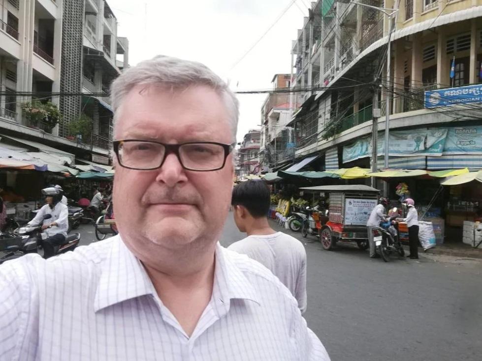 Peter Hansen faces years behind bars.