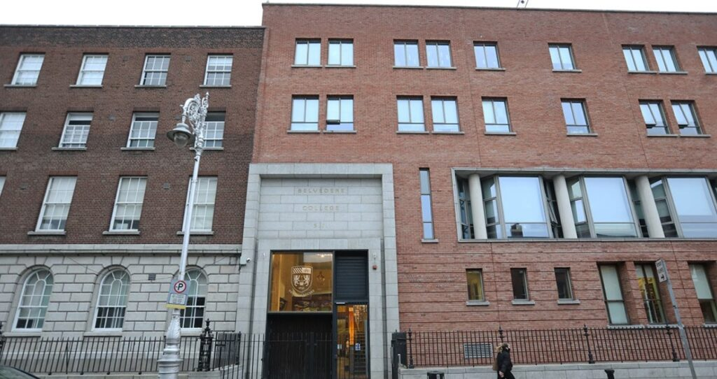Luke has maintained that the school was aware of Fr Marmion's abuse before his dismissal in 1978. Pic: Leon Farrell / RollingNews.ie