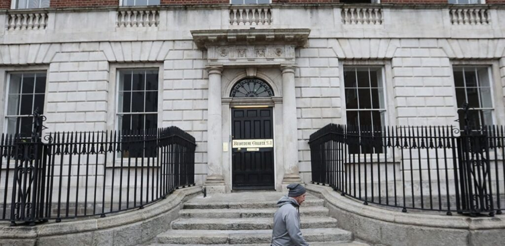 'What prompted me to talk to you was reading the statement that was made by Jesuits and they said that it was only brought to their attention in 1977. That is an untruth because I was asked by a priest in there around 1974 what was happening in that building,' he claimed. Pic: Leon Farrell / RollingNews.ie