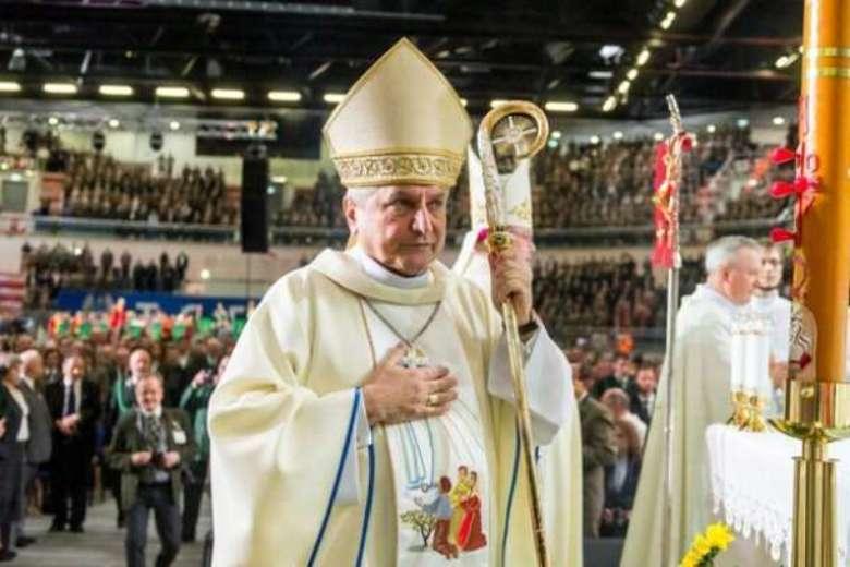 Polish Bishop Edward Janiak of Kalisz. (Photo: Polish News)