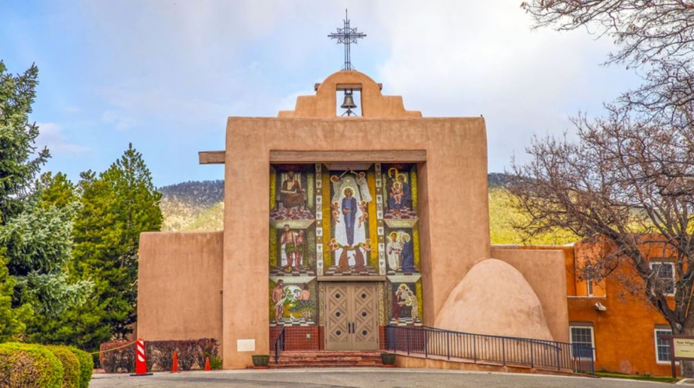 The owner of a company based in Austin, Texas says he has a purchase agreement with the archdiocese to buy the retreat center. Photo Katherine Lewin
