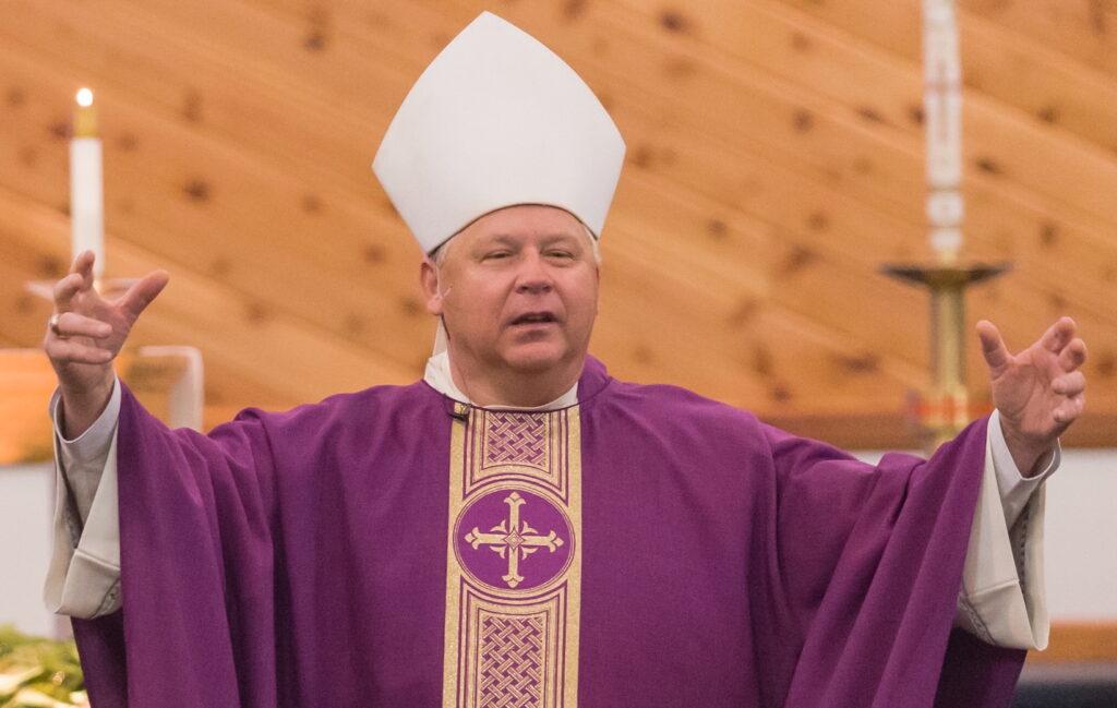 Bishop Richard Stika. Credit: JWoganDOK/wikimedia. CC BY SA 4.0