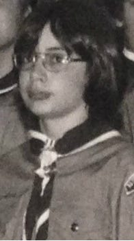 This photo depicts Geof Lambert in 1974 when he was a member of Boy Scout troop 127 in Chambersburg. - Contributed