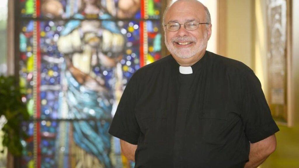 Fr Geoff Drew of Cincinnati archdiocese