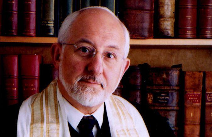 Rabbi Sheldon Zimmerman.