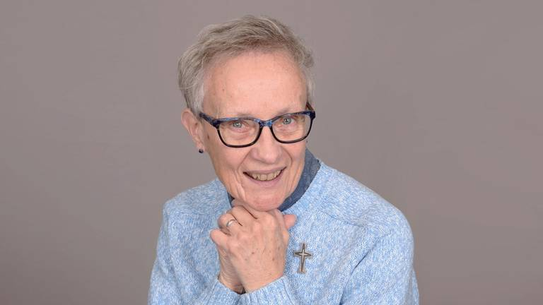 Sister Jeanne Christensen, the last of the Sisters of Mercy living in Kansas City, has moved back to Omaha.