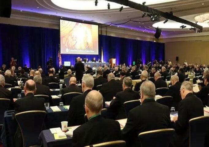US Bishops Fall meeting in Baltimore, Md., 2019. (photo: CNA / EWTN)
