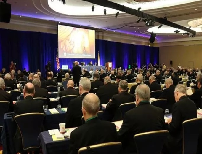 US Bishops Fall meeting in Baltimore, Md., 2019. (photo: CNA / EWTN)