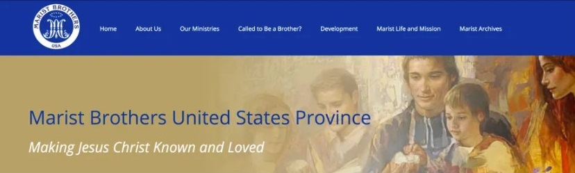 Unlike some other Catholic religious orders, the Marist Brothers' website does not list its members who have been credibly accused of molesting children.