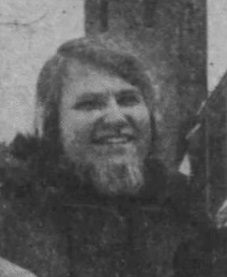 A photo of Peter Cheplic from 1982. File / NorthJersey.com