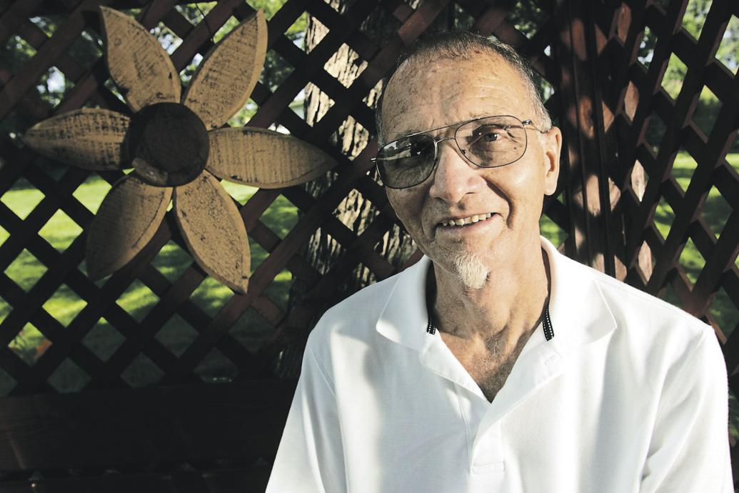 Father Ron Lange, a Louisburg, Wis., native, served more than 30 years as a missionary in Ghana as a member of the Society of the Divine Word. Photo by: Jessica Reilly