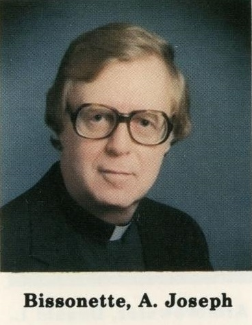 The Rev. A. Joseph Bissonette, murdered in 1987, is accused in a Child Victims Act lawsuit of abusing a 7-year-old boy a decade earlier.
