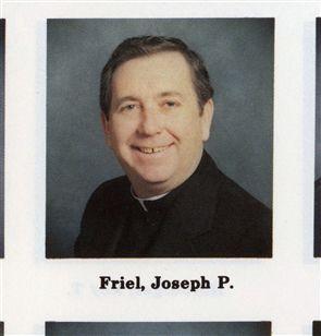 Rev. Joseph Friel