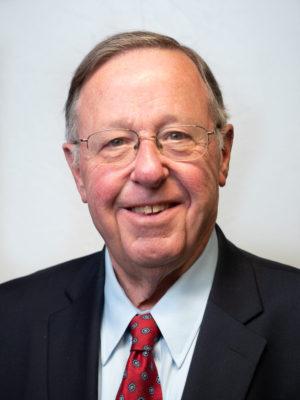 Retired Judge Daniel A. Ford