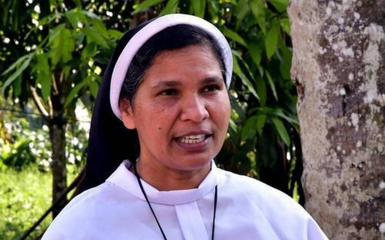 Sister Lucy Kalappura (Photo Credits: Madhyamam English)