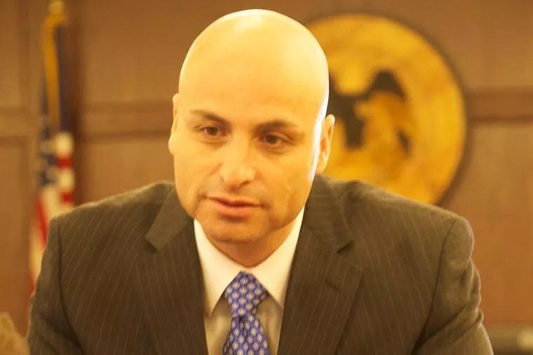 State of New Mexico Attorney General Hector Balderas. (photo: Babak Dowlatshahi)
