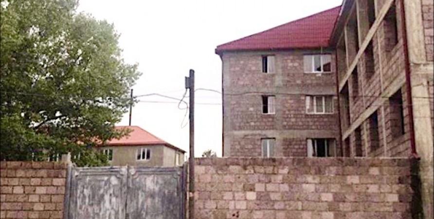 Georgian Public Defender was not alowed to the school run by the Georgian Orthodox Church. (Photo: Public Defender of Georgia)
