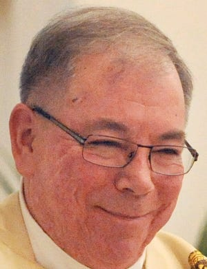 Rev. Mark R. Hession, Fall River diocese - Ron Schloerb, Cape Cod Times