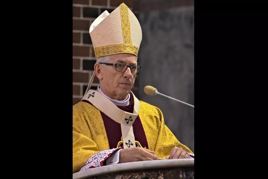 Archbishop Wiktor Skworc of Katowice, Poland. (photo: Adrian Tync via Wikimedia (CC BY-SA 4.0). / Adrian Tync via Wikimedia (CC BY-SA 4.0).)