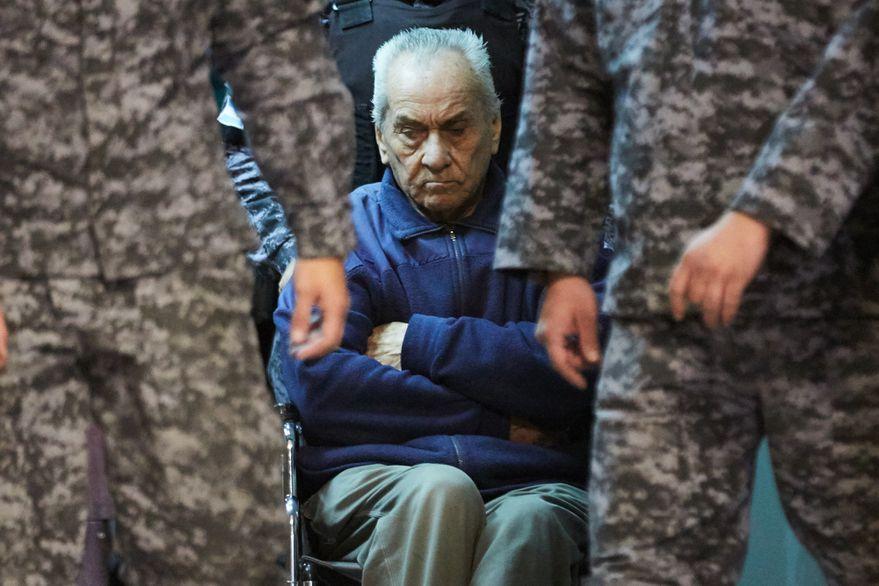 Nicola Corradi murió en Mendoza, mientras estaba en prisión domiciliaria Marcelo Aguilar - LA NACION