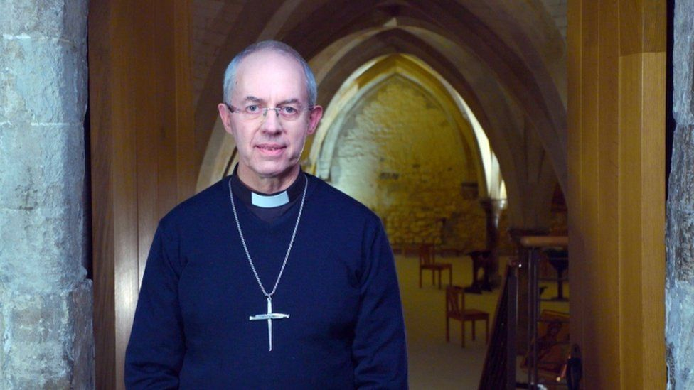 Archbishop of Canterbury Justin Welby has been sent a detailed report by the coroner