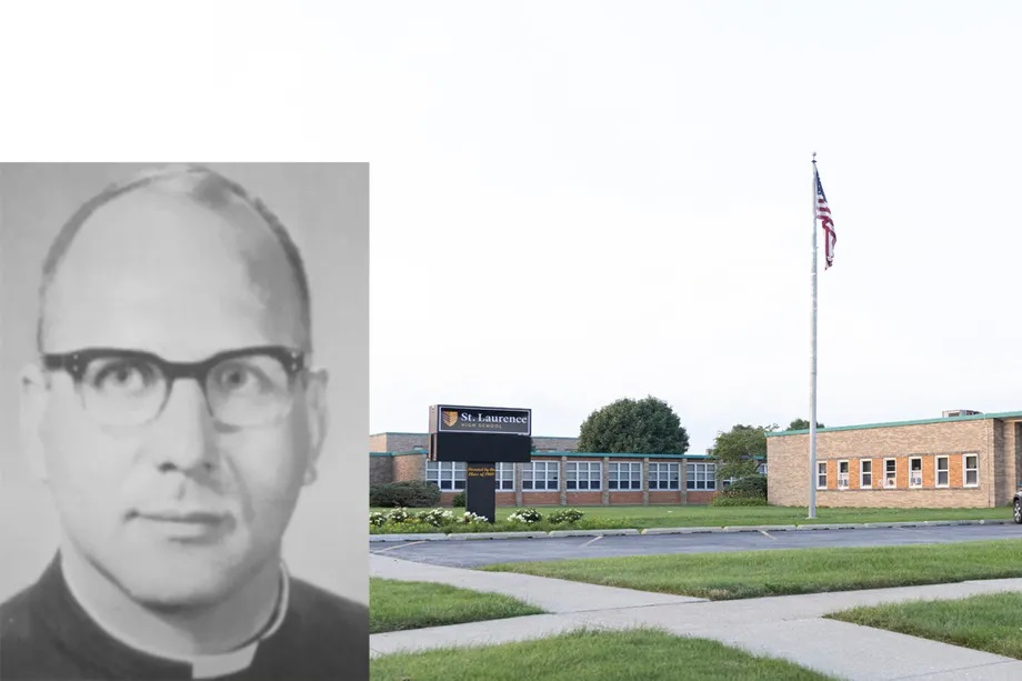 Brother Ronald Lasik was accused in 2013 of molesting two students years earlier at St. Laurence High School in Burbank. From 1954 to 1957, Lasik served at the Mount Cashel orphanage in Canada, where he was convicted of sexually abusing multiple boys and sentenced to more than 10 years in prison. He served less than half of that before being freed and deported to the United States. Provided, Anthony Vazquez / Sun-Times