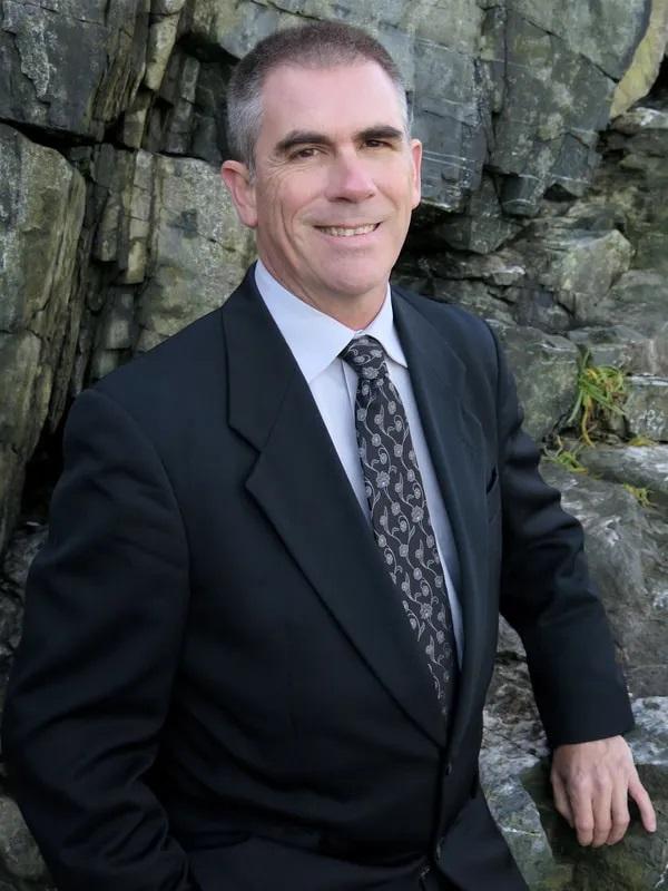 Canadian attorney Geoff Budden. Budden & Associates