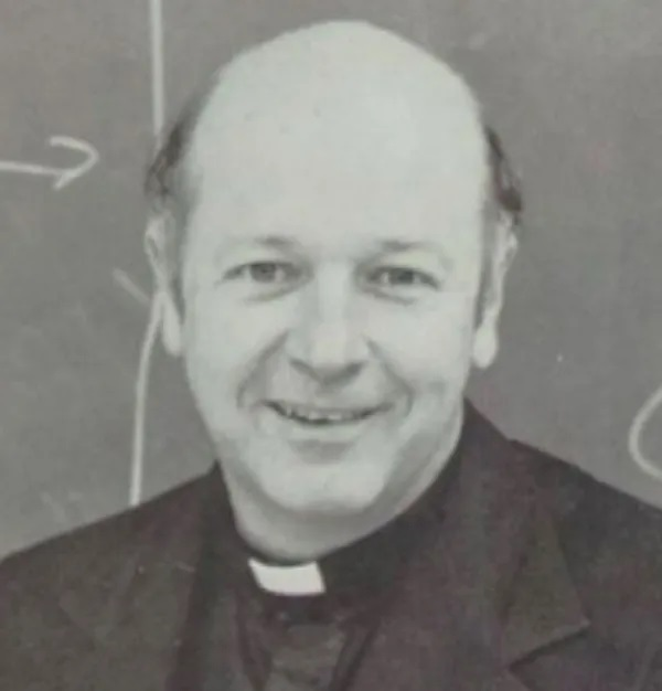 Brother Robert Brouillette in an undated photo. Provided