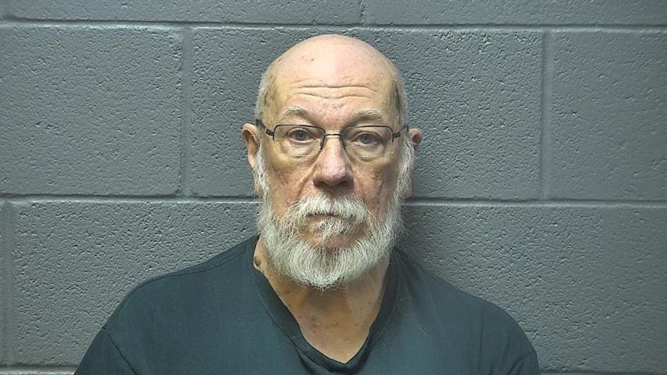 William R. Luckey, who taught for about 30 years at Christendom College in Virginia, was arrested June 25 and released on a secured $50,000 bond on July 12. (Rappahannock Shenandoah Warren Regional Jail)