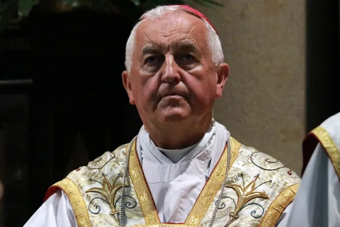 Bishop Jan Szkodoń, auxiliary bishop of Kraków, Poland./ Franciszek Salezy Nowak OFM via Wikimedia (Public Domain Mark 1.0).