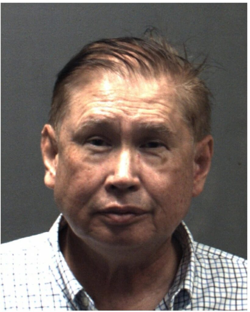 Puredi Hillary, 67.(San Bernardino County Sheriff's Department)