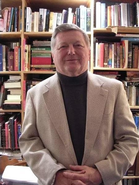 Dr. William Thorn, associate professor emeritus of Journalism and Media Studies/Institute for Catholic Media at Marquette University's Diederich College of Communication. Photo: William Thorn / CNA / EWTN