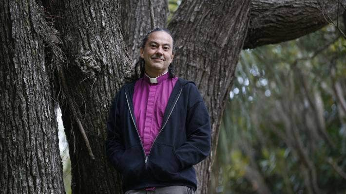 Bishop Justin Duckworth said Oppenheim had historic links to two Wellington schools.  Monique Ford / Fairfax NZ / Stuff